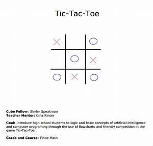 math tic tac toe template images template design ideas With tic tac toe template word