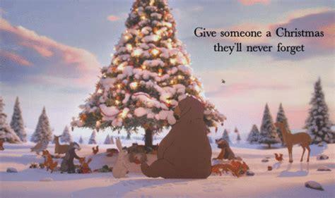 John Lewis Bear And Hare Christmas Advert
