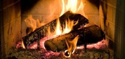 fireplace smoke    house good