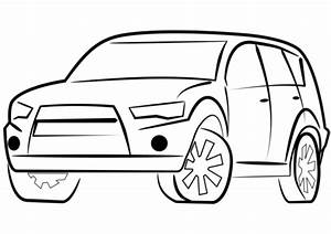 suv car coloring page free printable coloring pages With clic volvo sports car