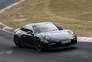 2019 Porsche 911 992 3