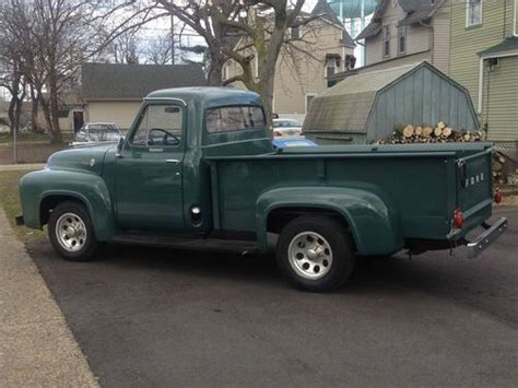 purchase used 1955 ford f250 in westville new jersey united states