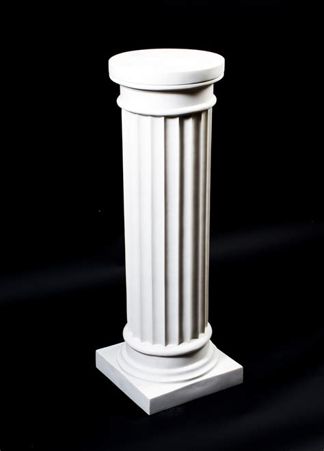 Column Pedestal regent antiques pedestals and plant stands