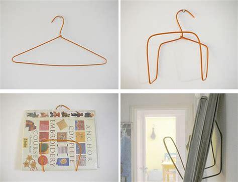gantungan baju simple 22 ingenious diy projects featuring repurposed hangers