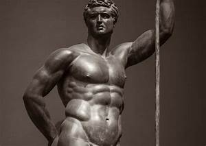 How men's body types have changed throughout history