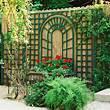 Trellis Wall Down Hill | Garden Trellis Design Ideas ...