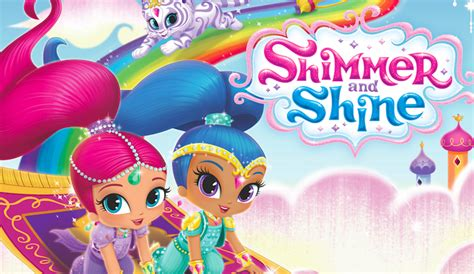 shimmer and shine l nickalive shimmer and shine sparkles at retail on tv