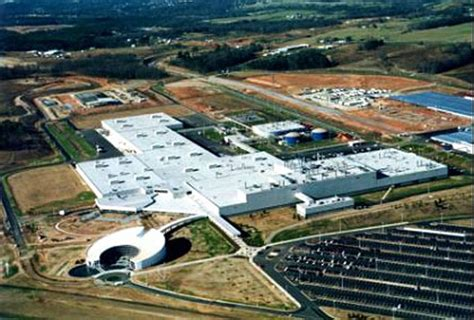 Bmw Automobile Assembly Plant, Spartanburg, Sc