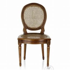 Chaise Louis Xvi : chaise louis xvi cann e monceau saulaie ~ Teatrodelosmanantiales.com Idées de Décoration