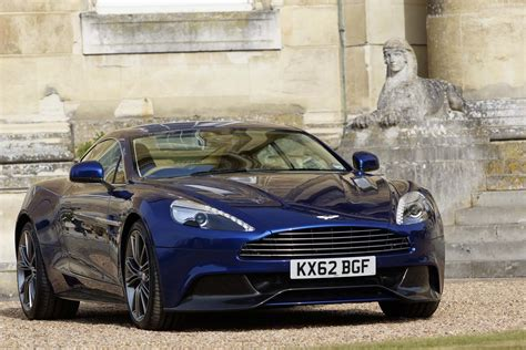 2017 Aston Martin Vanquish Review, Ratings, Specs, Prices