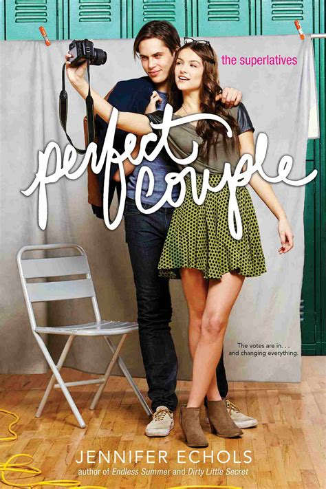 Perfect Couple By Jennifer Echols  Stay Bookish