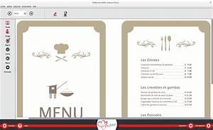 Modele De Menu A Imprimer Gratuit : top modele menu gratuit a imprimer ks23 montrealeast ~ Melissatoandfro.com Idées de Décoration