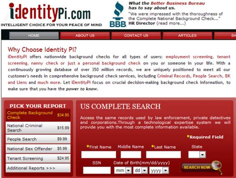 Top Background Check Companies Top 5 Background Check Companies And Services