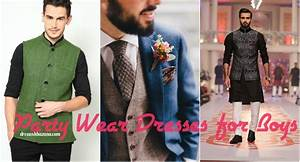 Pakistani Party Dresses for Men 2018 - Boys Party Wear ...