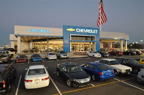 Criswell Chevrolet Gaithersburg  Flanagan Architects