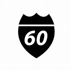 Panneau De Signalisation Personnalisé : 60 panneau de signalisation routi re t l charger icons ~ Dailycaller-alerts.com Idées de Décoration