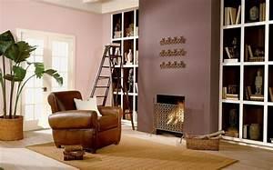 Couleur De Peinture Pour Salon : couleur peinture salon conseils et 90 photos pour vous ~ Melissatoandfro.com Idées de Décoration