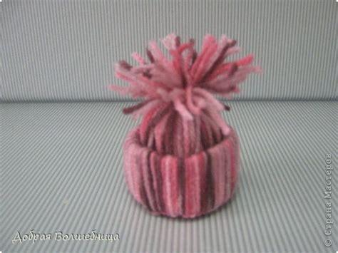 creative ideas diy cute yarn winter hat ornaments