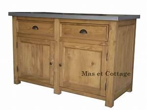Cuisine En Bois Brut : porte meuble cuisine bois brut le bois chez vous ~ Teatrodelosmanantiales.com Idées de Décoration