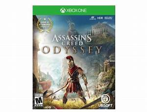 Assassin's Creed Odyssey Xbox One or PS4 Game $39.99 ...