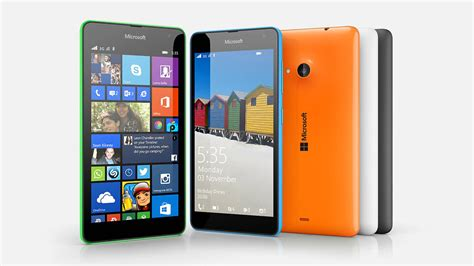 lumia with front microsoft lumia 535 affordable smartphone with a 5mp