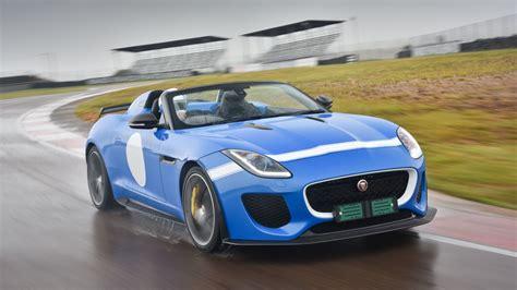 wallpaper jaguar  type project  roadster za spec blue