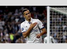 Real Madrid's Lucas Vazquez signs new contract Liga 2016