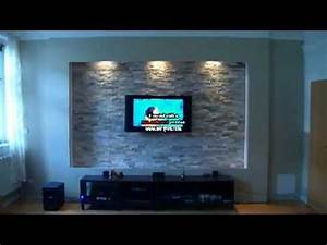 Tv Media Wand : tv wand youtube ~ Sanjose-hotels-ca.com Haus und Dekorationen