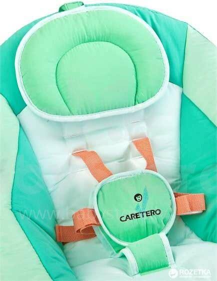 Caretero Loop Art.8087 Mint Bērnu šūpoles (šūpuļkrēsls ...