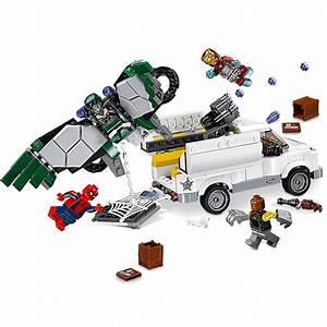 LEGO Marvel Super Heroes Beware the Vulture 76083 ...