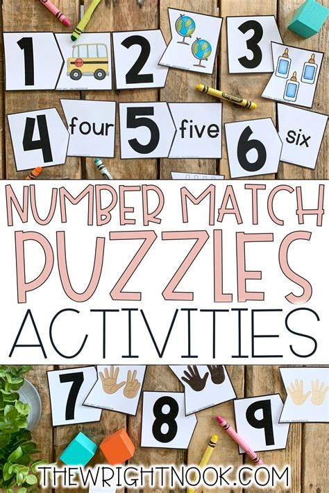 number matching   distance learning  images