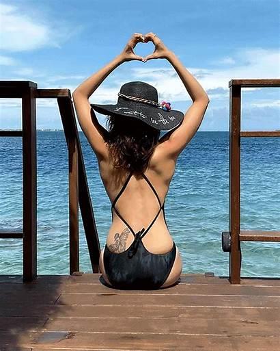 Bikini Karishma Shoot Maldives Actress Movies Pix