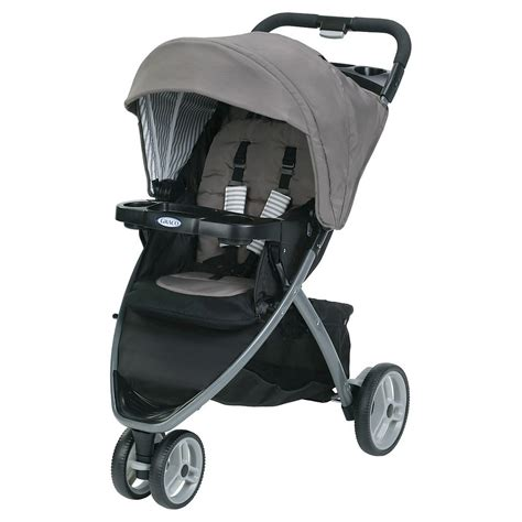 Graco Pace Click Connect Stroller - Pippa, Pipp   PopTake