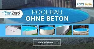 Pool Ohne Beton : die besten 25 pool selber bauen beton ideen auf pinterest sichtschutzzaun selber bauen ~ Whattoseeinmadrid.com Haus und Dekorationen