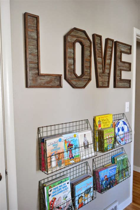 amazing diy architectural letters   walls