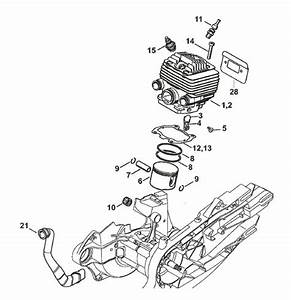 Stihl Ts800 Parts Manual
