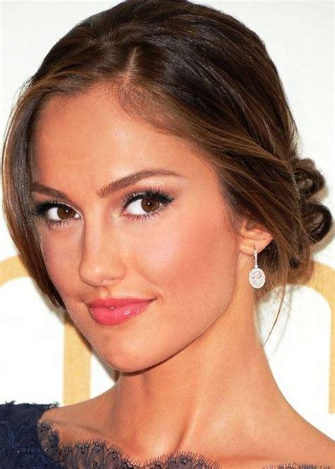 celebrity makeup ideas  brown eyes herinterestcom