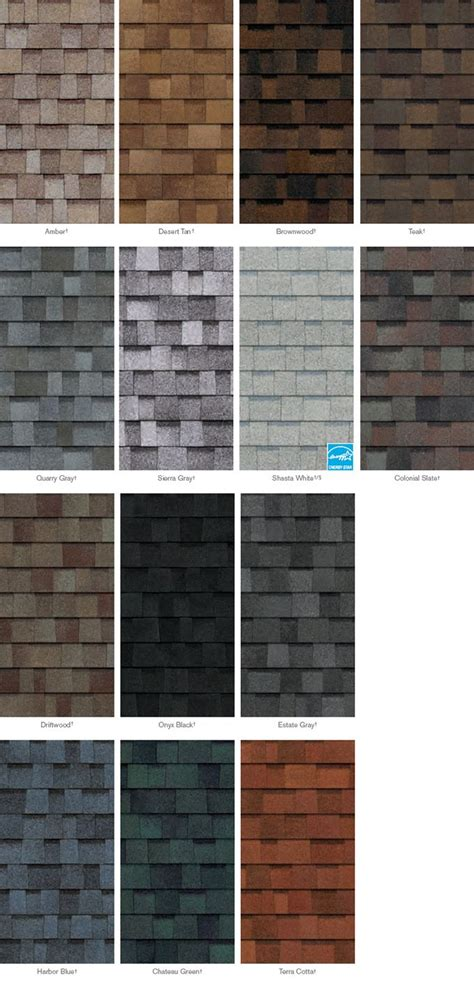 shingle colors 25 best ideas about shingle colors on home