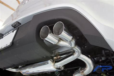 agency power exhaust system   hyundai genesis coupe
