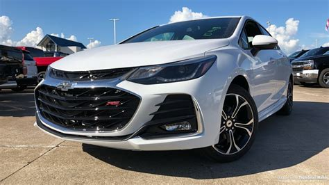 2019 Chevrolet Cruze Rs (14l Turbo)  Review Youtube