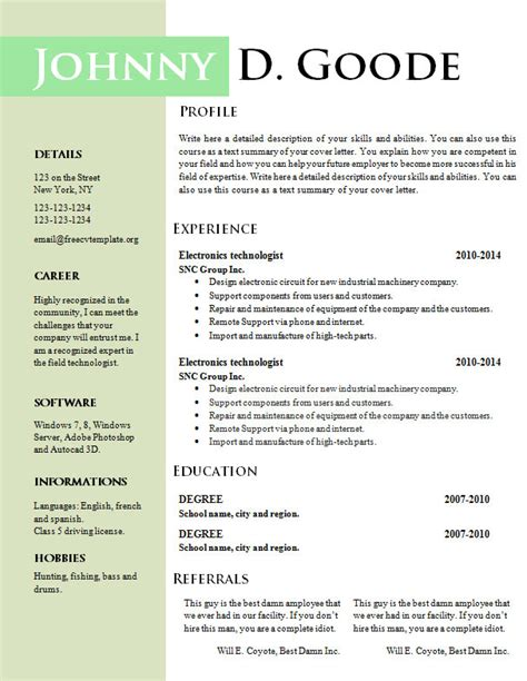 winway resume deluxe the leader in resume software 2017
