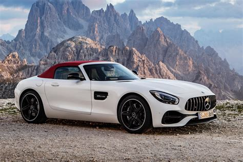 Mercedes-amg Reveals Gt Roadster And Gt C Roadster By Car
