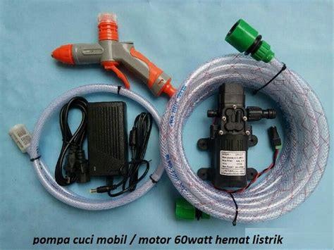 Steam Alat Cuci Motor Dan Mobil jual mesin pompa cuci mobil motor alat steam mobil