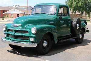 1954 Chevrolet 3100 - 4 Speed Manual
