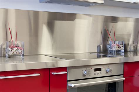 credence cuisine inox a coller maison design bahbe com