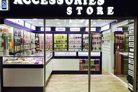Accessories Design Ideas 028 small cell phone accessories store interior design
