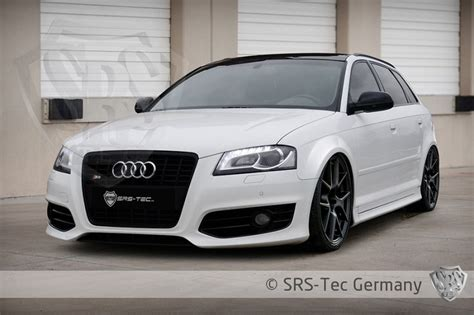 audi a3 8pa wide fenders gt for audi a3 sportback 8pa facelift