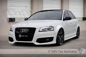 Wide Fenders Gt For Audi A3 Sportback 8pa Facelift