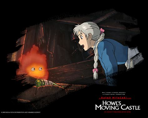 le chateau ambulant howls moving castle