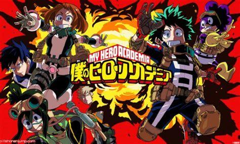 10 Anime Like Boku no Hero Academia (My Hero Academia ...